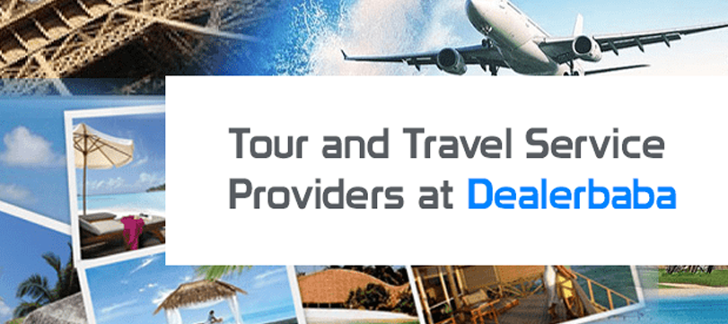 Tour and Travel Service Providers at Dealerbaba