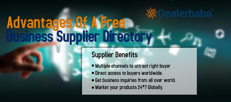 Advantages Of A Free Business Supplier Directory