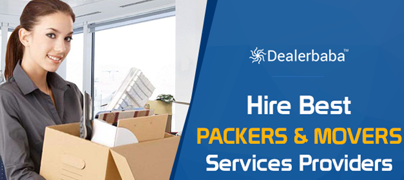 Hire Best Packers & Movers Services providers