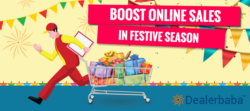 5 Ways To Boost Online Sales During The Festive Season
