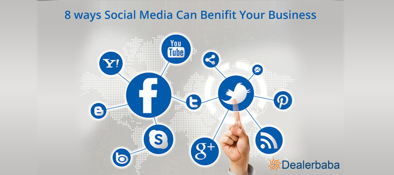 How can social media benefit your business?