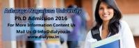 Acharaya Nagarjuna University [ Anu ] School Of Philosophy And Research