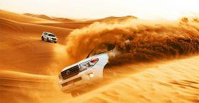 Morning Desert Safari Dubai with Dune Bashing Dubai