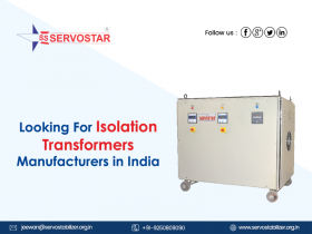 Best Isolation Transformers Manufacturers in India