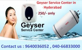 Geyser Repair Service Center in Hyderabad Telangana