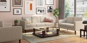 Liverpool Sofa (Beige)