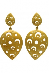 Stud sterling silver earrings