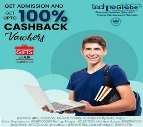 Grab the 100% cash-back offer hurriedly!