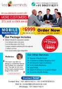 More than 46% Discount on Website Design Services