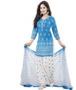 Get 20-75% discount on Dress Material