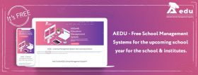 Aedu- All in one Free school ERP Software