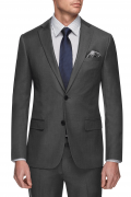 RD Slim Fit | Charcoal | Business Suit