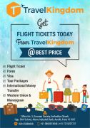 100% Guaranteed Discount On All Domestic And International Flights