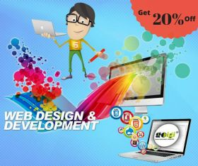 Build Professional Website with 3 Month Free SEO Package