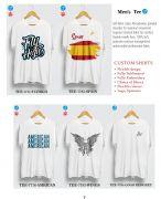 10 TShirts Deals All Over Printed Tshirt