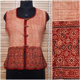 Traditional dress material
