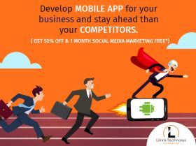 Get upto 50% discount on mobile app development. Hurry offer valid till 30th April2018