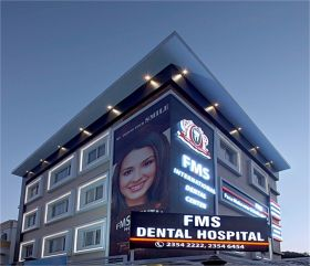 FMS DENTAL Hospital | Hollywood Smile Designing In Hyderabad India