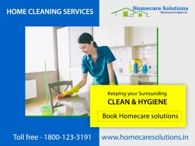 Home Cleaning services in Bangalore