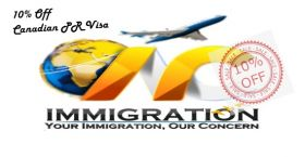 Get 10% Off On Consultancy Fee For Canadian PR Visa