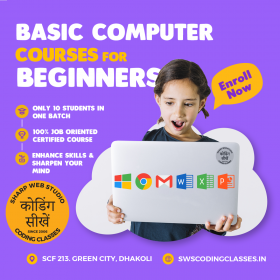 Computer Basics Course - SWS Coding Classes