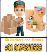 Sk Packers Movers & Transport