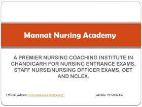 Nursing Academy in Chandigarh