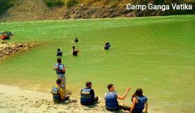 Camping in Rishikesh at Camp Ganga Vatika 40% OFF