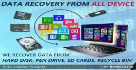 Data Recovery Support and Services
