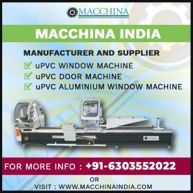 uPVCDoorandWindow FabricationMachines