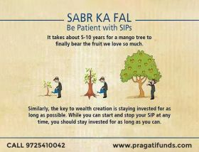 PragatiFunds Provide Best Financial Advice And Investments   Service In Vadodara