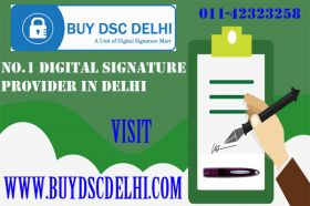 Digital Signature certificate Agency in Delhi