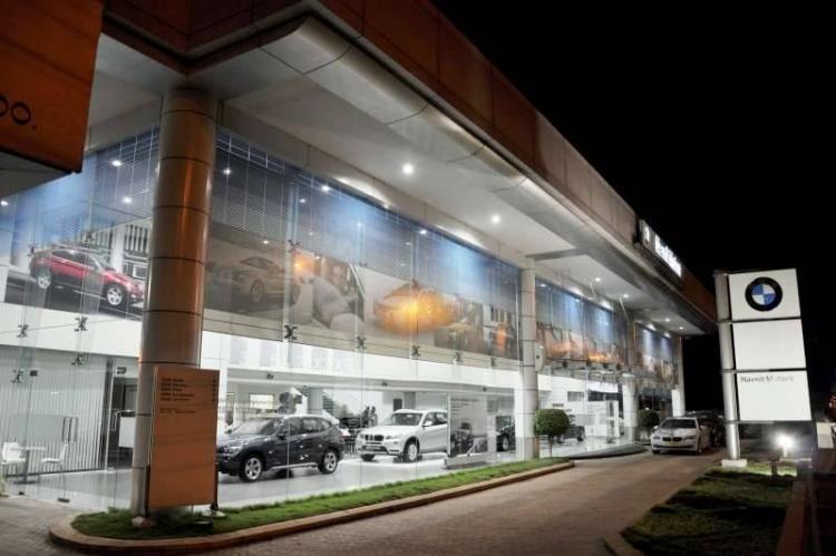 BMW Navnit Motors Bengaluru
