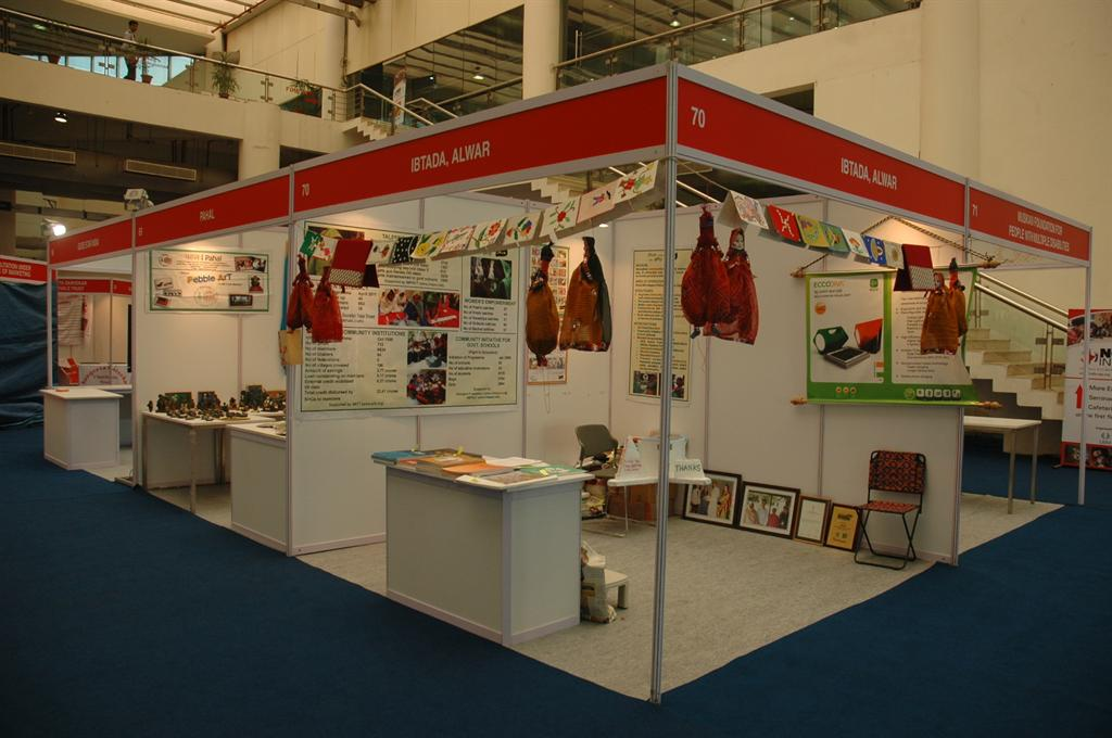 Khan Exhibition COnference Jaipur