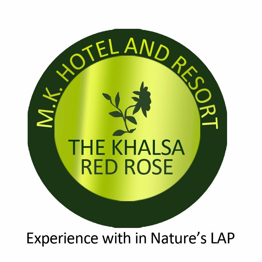 The Khalsa Red Rose