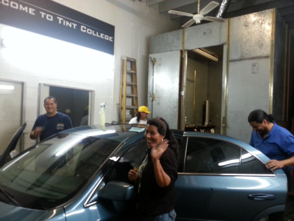 Window Tinting School