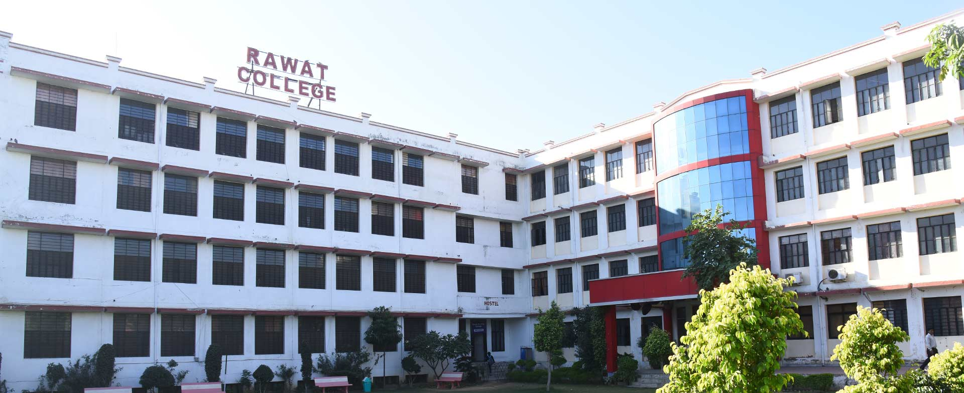 Rawat PG Girls College
