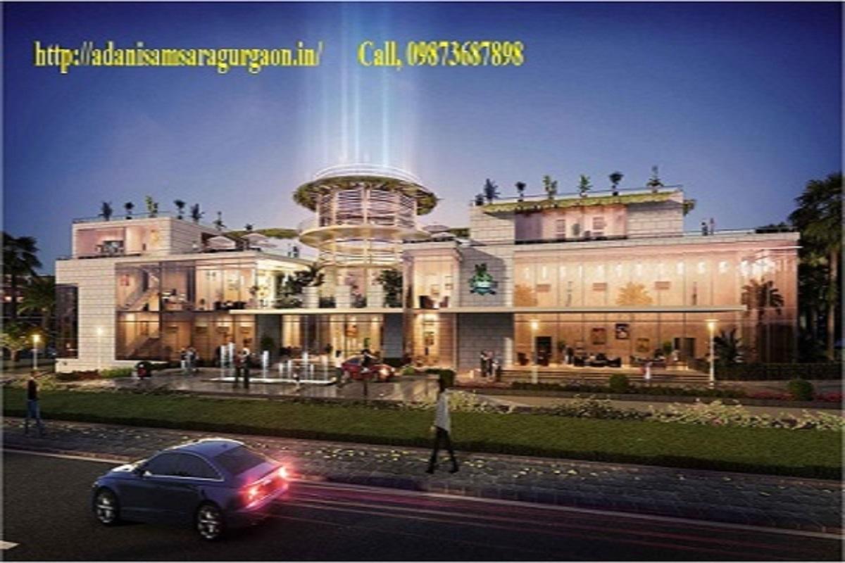 Adani Samsara Floors Sector 60 Gurgaon 9873687898