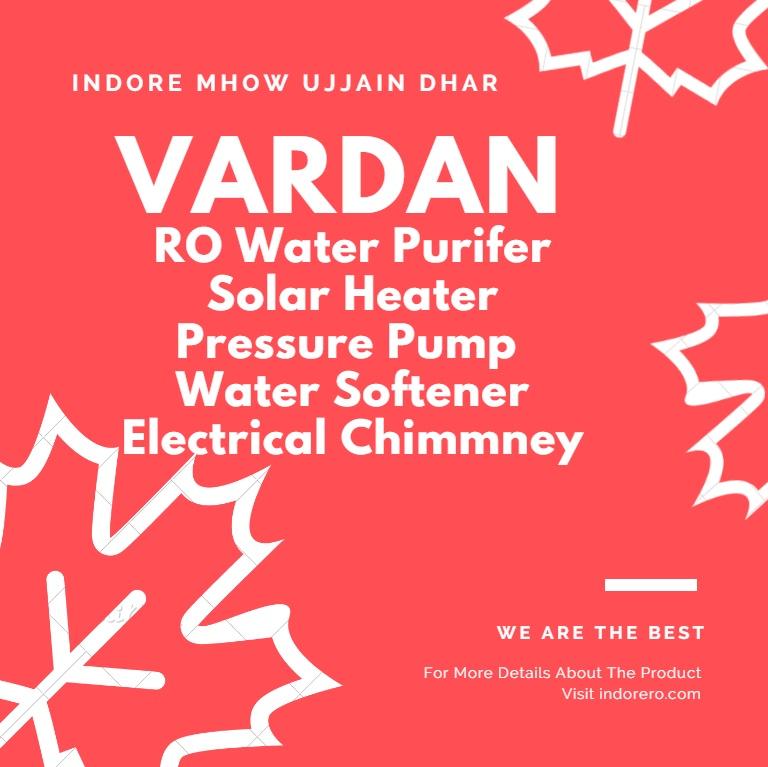 Vardan RO Water Purifier
