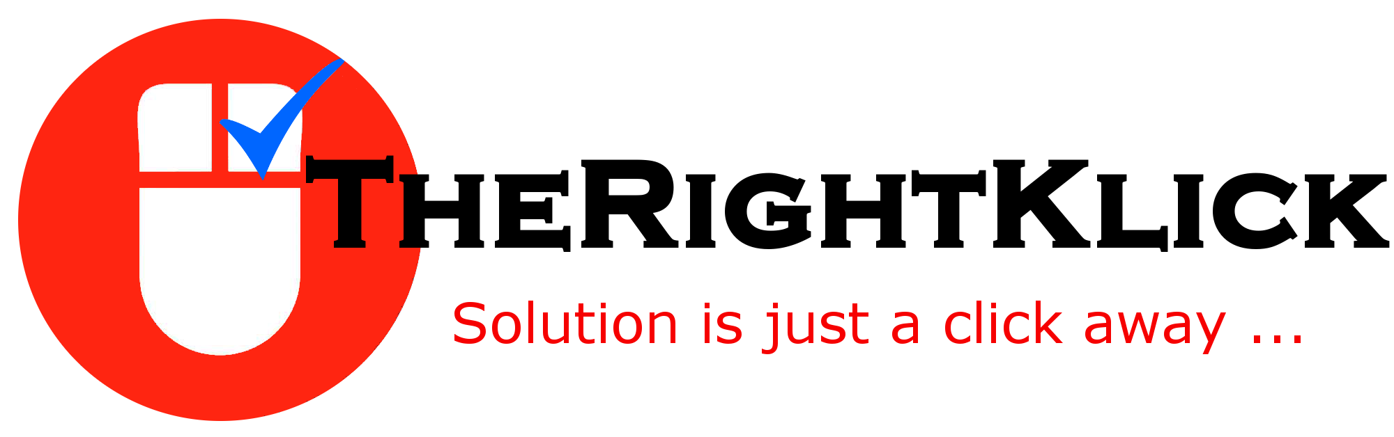 The RightKlick Solutions