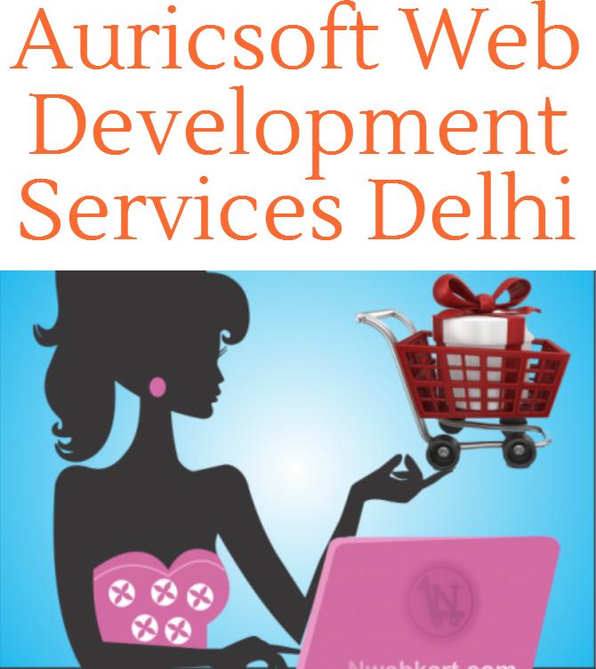 Auricsoft Delhi - Ecommerce Web Development