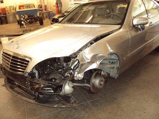 Consumers Auto Body Repair