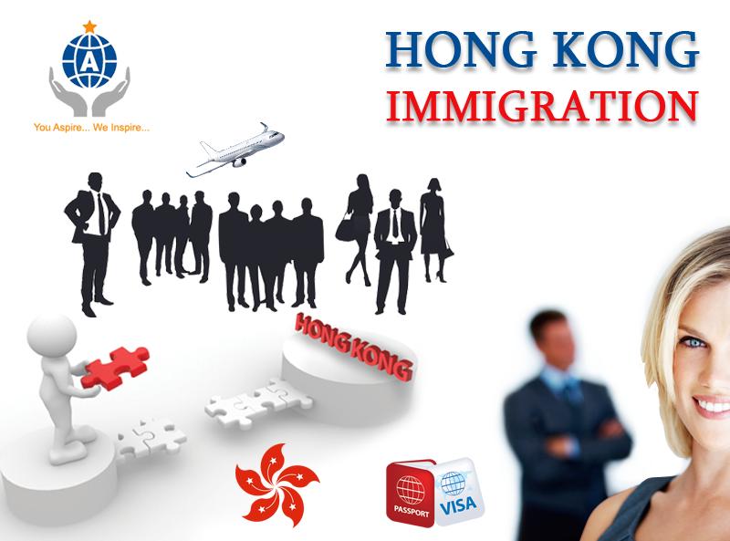 Hong Kong Immigration Consultants In Delhi