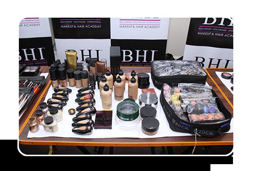 Bhi makeup academy in mumbai