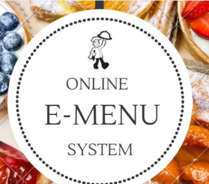 Online eMenu