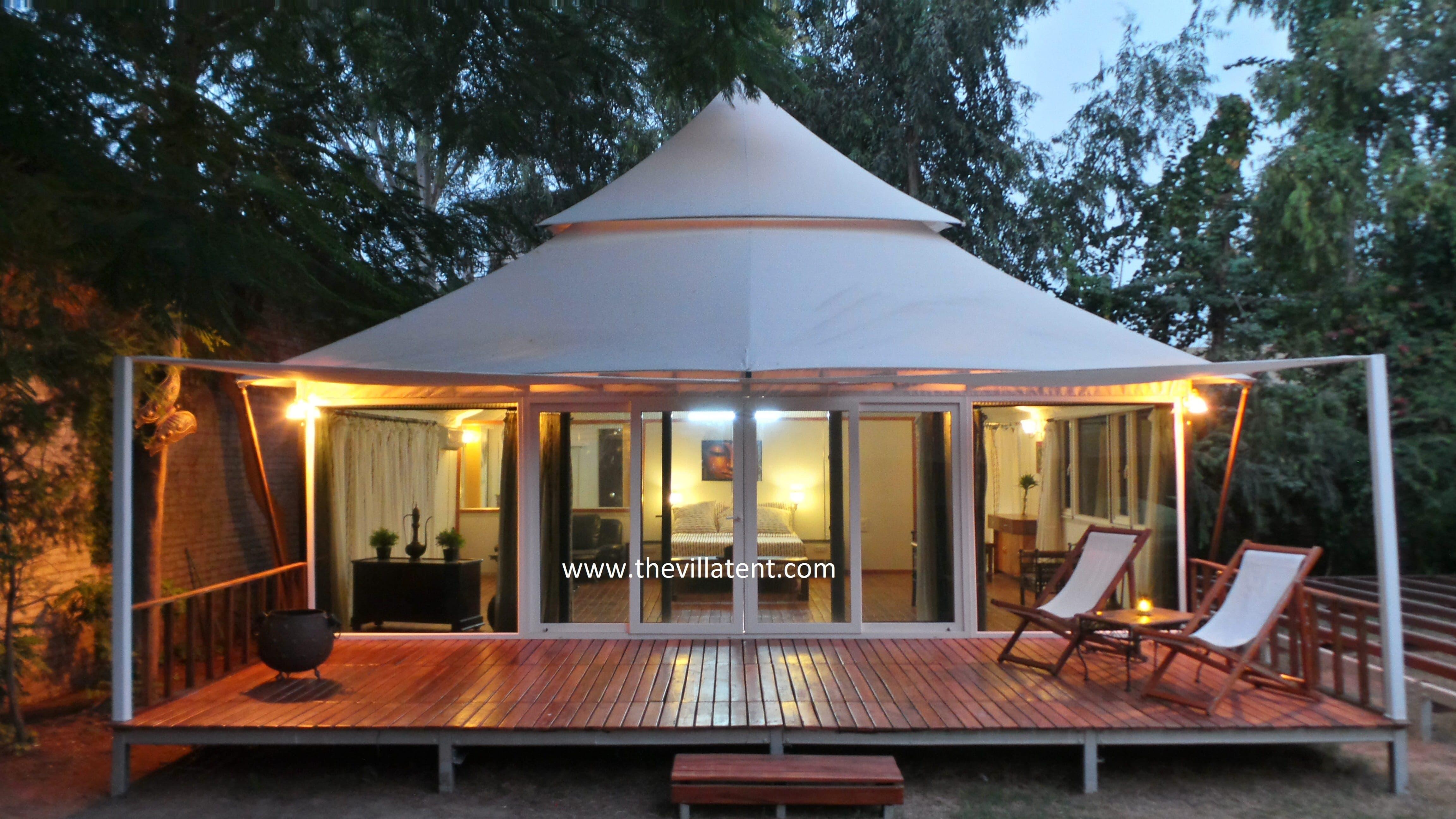 The Villa Tent