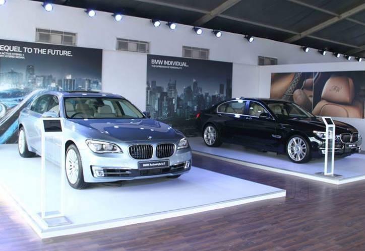 BMW Speed Motorwagen
