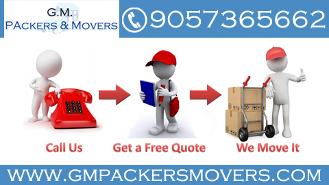 GM Packers Movers