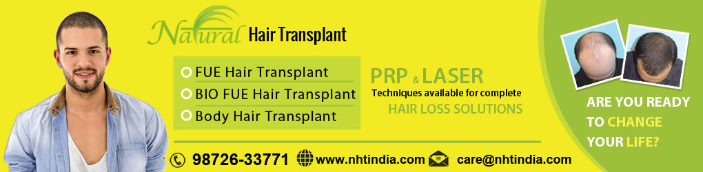 NHT Hair Transplant Center in Ludhiana