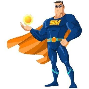 The Solar Man India